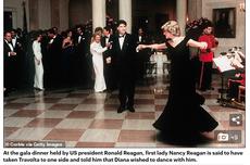 Gaun Saat Putri Diana Dansa dengan John Travolta Laku Rp 6,5 Miliar?