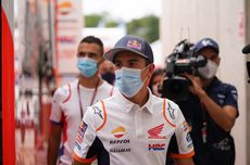 Honda Bantah Kabar Marc Marquez Jalani Operasi Ketiga