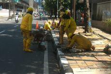 Pemprov DKI Akan Tata Trotoar Sepanjang 4,6 Km di Kebayoran Baru Mulai Mei 2021