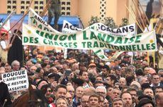 Dilarang Berburu Burung, 13.000 Pemburu Demo di Perancis