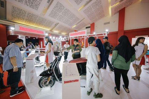 Lambretta, Gesits dan Selis Ikut Ramaikan IIMS Motobike Expo 2019