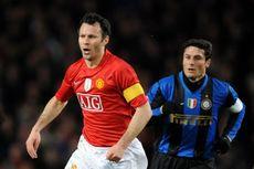 Ketika Javier Zanetti Mematahkan Hidung Ryan Giggs...