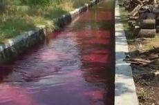 Polisi Tetapkan Satu Tersangka Kasus Pencemaran Limbah di Saluran Irigasi Klaten