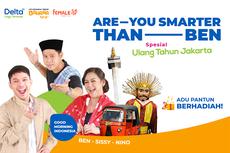 Peringati Ulang Tahun Jakarta, Masima Radio Network Gelar Lomba Adu Pantun