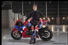 Marc Marquez Jajal Honda CBR1000RR-R SP Fireblade