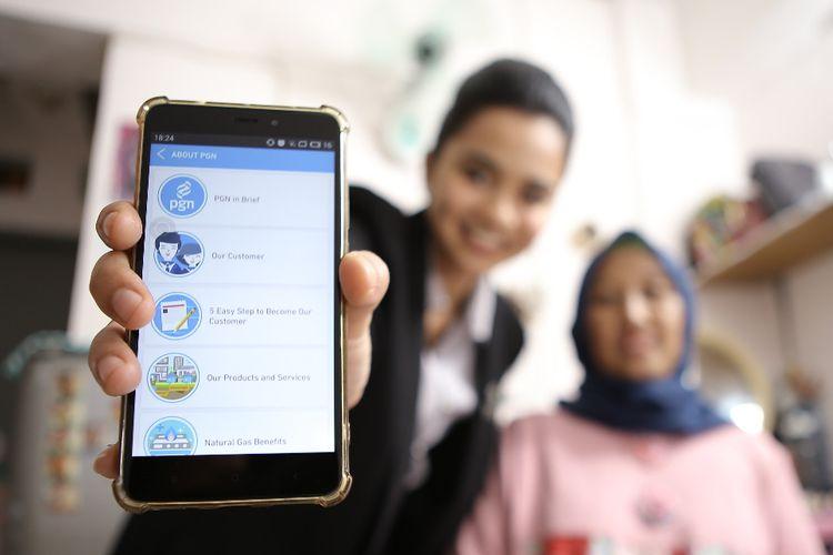 Dukung Pembatasan Sosial, PGN Terapkan Catat Meter Mandiri dan Dorong Pembayaran Daring