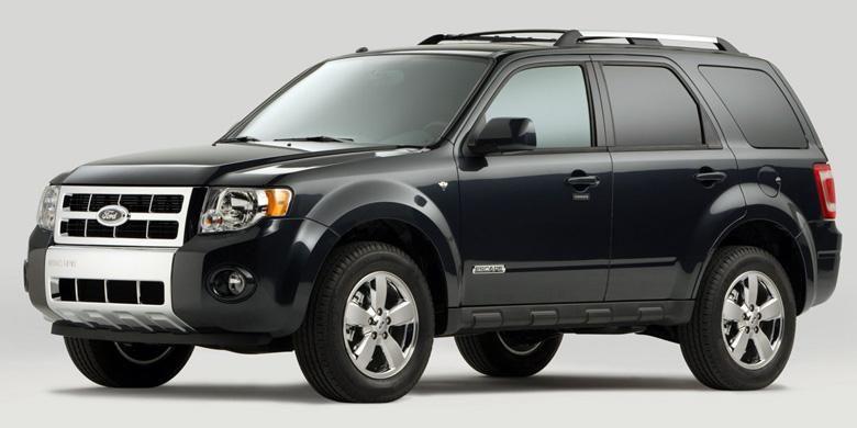 Ford Escape 2008, masuk dalam daftar recall.