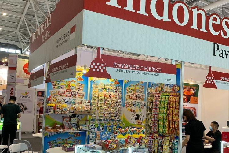 PT United Family Food (Unifam) ikut serta dalam pameran Anufood 2021 di Shenzhen China