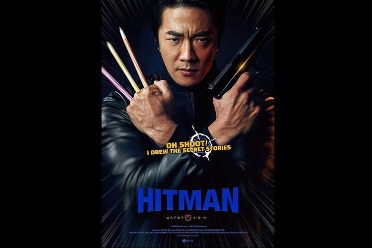 Poster film Hitman: Agent Jun.