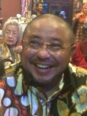 Politisi PKS Aboe Bakar Al Habsyi saat ditemui di bilangan Jakarta Pusat, Selasa (10/7/2018).