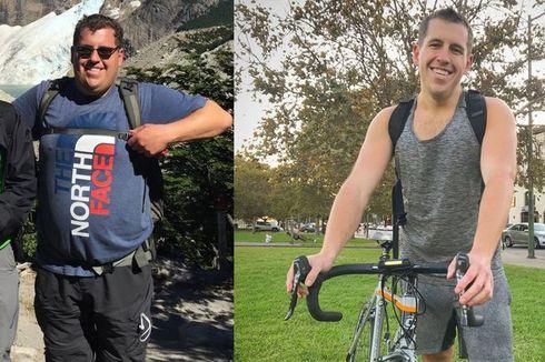 Rahasia Pria yang Sukses Turunkan Berat Badan 47 Kilogram