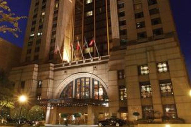 Bill Gates membeli saham Four Seasons Hotels and Resorts Atlanta.
