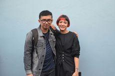 Poppy Sovia dan Ahmad Gussaoki Dikaruniai Anak Pertama