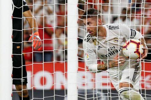 Sergio Ramos, Bek dengan Naluri Pembunuh seperti Striker