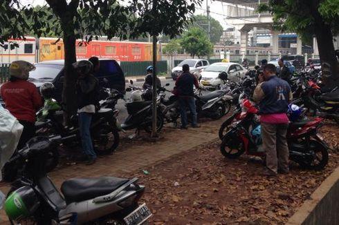 Lahan Gedung DPR Depan Stasiun Palmerah Akan Jadi Shelter Bus, Angkot, dan Ojol