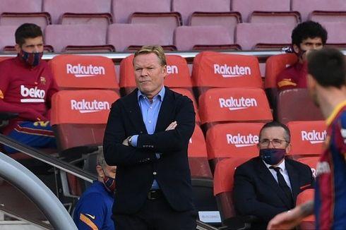 Soal Posisi di Barcelona, Koeman: Saya Tidak Bisa Bekerja jika...