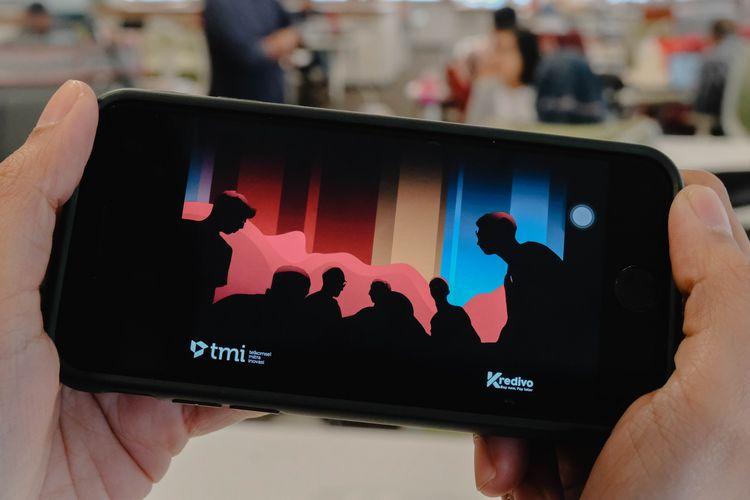Telkomsel TMI dan Kredivo