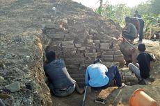 Bangunan Baru yang Ditemukan di Situs Pataan Menyerupai Stupa
