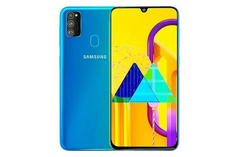 Penampakan Samsung Galaxy M21