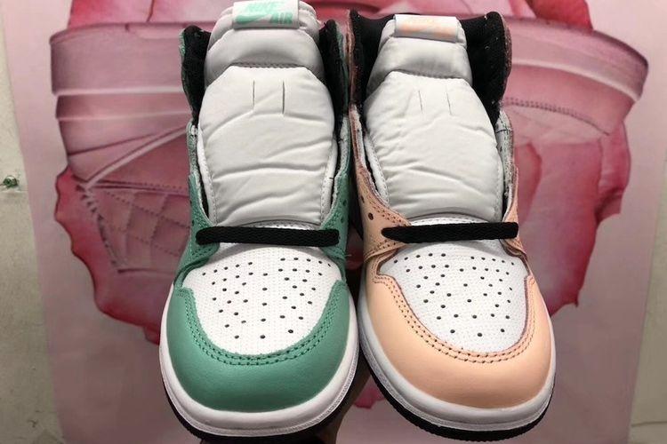 Air Jordan 1 Mismatch