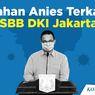 PSBB di Jakarta Mulai Berlaku pada 10 April Pukul 00.00 WIB