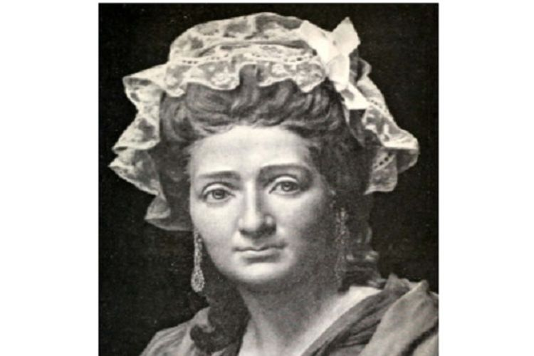 Marie Tussaud, pendiri museum Madame Tussaud. (Britannica/Romance of Madame Tussauds by John Theodore Tussaud, 1921)