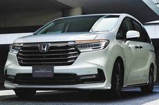 Punya Mesin Hybrid, Honda Odyssey Facelift Segera Meluncur