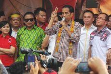 Jokowi Senang di Kalbar Tak Ada Fitnah yang Menyerangnya