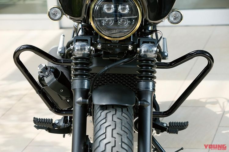 5ecc1a55b8a76 - Begini Jadinya, Kalau Honda Rebel 500 Ganti Gaya Touring