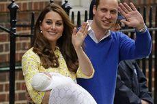 Orang Rusia Tak Yakin Istri Pangeran William Baru Saja Melahirkan