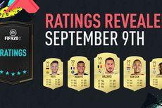 Lionel Messi Ungguli Cristiano Ronaldo dalam Rating Game FIFA 2020