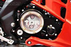 Bak Kopling Transparan Yamaha Xabre