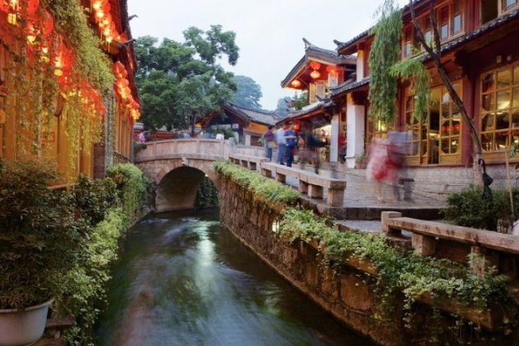 Kota Tua Lijiang
