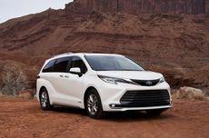 Toyota Sienna Resmi Meluncur, MPV Baru Berbasis Camry