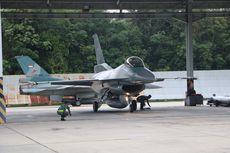 TNI AU dan AU AS Awali Latihan Manuver F-16 dengan Terbang Pengenalan