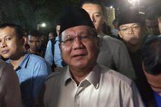 Prabowo Melayat ke Rumah Duka Habibie di Kuningan