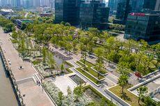 10 Desain Taman Kota Super Unik dan Keren dari Berbagai Penjuru Dunia