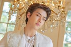 Sehun EXO Rilis Video Musik Solo Pertamanya