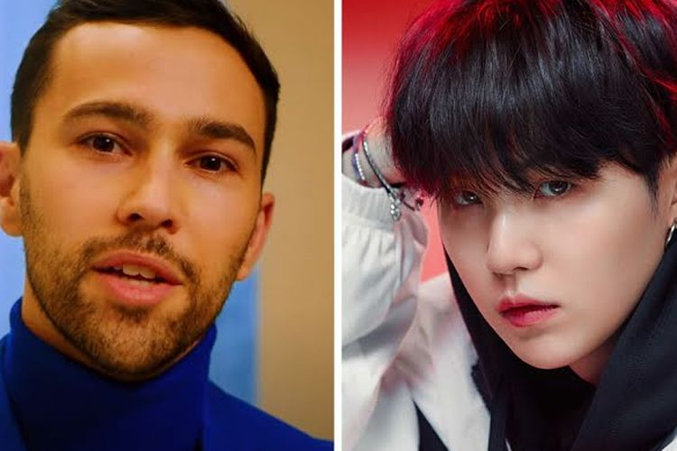 MAX menggandeng Suga BTS berkolaborasi di lagu Blueberry Eyes