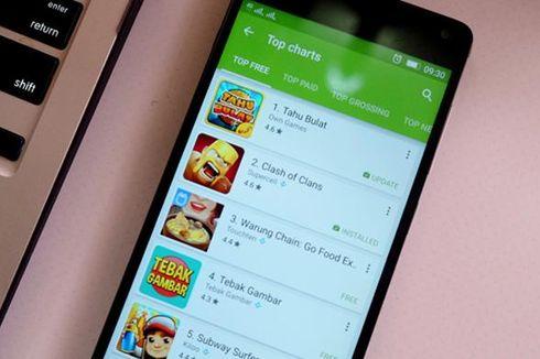 Google Play Store Catat Rekor Unduhan Aplikasi Terbanyak