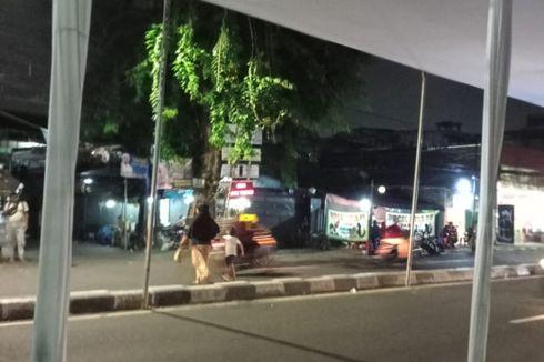 Dipasangi Tenda Pernikahan Putri Rizieq Shihab, 1 Jalur Jalan KS Tubun Ditutup