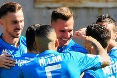 Napoli Vs Genk, Hattrick Milik Warnai Kelolosan Tim Italia ke 16 Besar