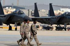 Unjuk Gigi, Arab Saudi Pamerkan Generasi Terbaru Jet Tempur F-15