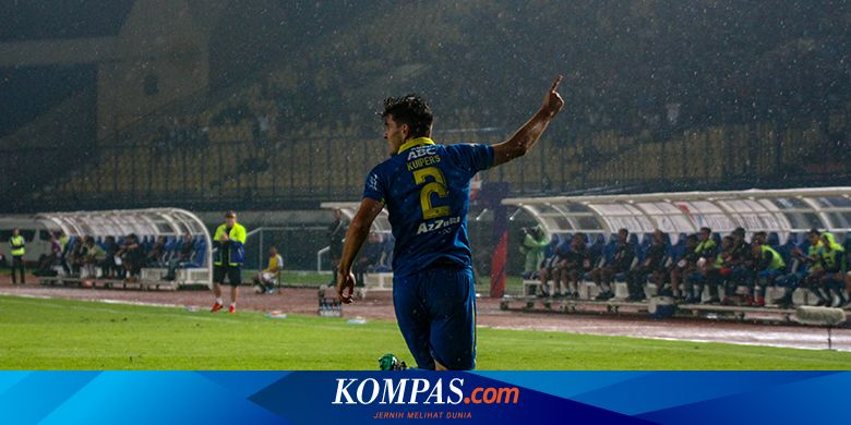 Persib Bandung Defender Gets Blessings From Suspension Of League 1 Competition 2020 Pages All World Today News