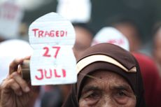 Megawati Akan Bangun Monumen Kudatuli di Kantor PDI-P Jalan Diponegoro Jakarta