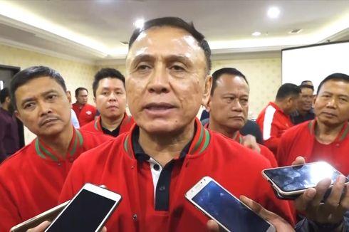 Indonesia Vs Thailand, Iwan Bule Pertanyakan Taktik Simon McMenemy