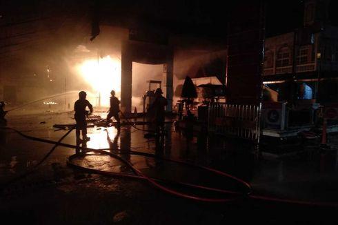 4 Fakta Kebakaran SPBU di Pekanbaru, Diduga HP Menyala Saat Isi Bensin hingga Avanza Ludes Terbakar