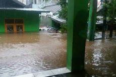 Banjir, Perjalanan Kereta Bandara hingga KRL Relasi Tangerang-Duri Dibatalkan