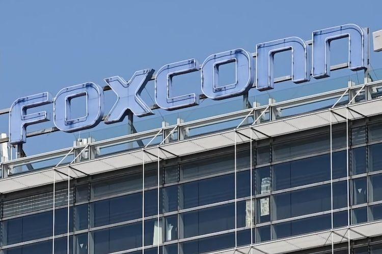 Ilustrasi Foxconn.