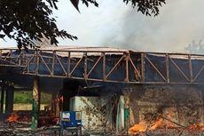 Kronologi Terbakarnya Masjid Jayakarta di Cakung, Petugas Cleaning Service Lihat Percikan Api